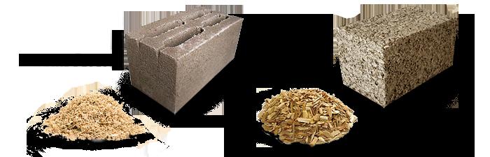 Арболитовые (опилкобетонные) блоки - плюсы и минусы