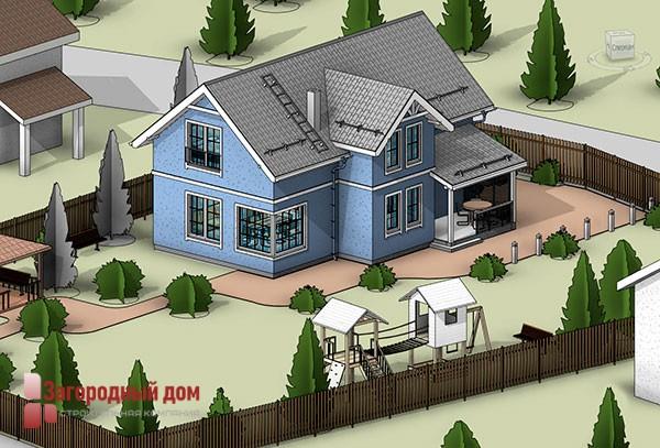 Строительство домов из бруса Строительство коттеджей в