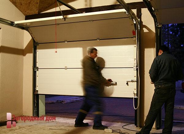 Строительство домов с гаражом под ключ