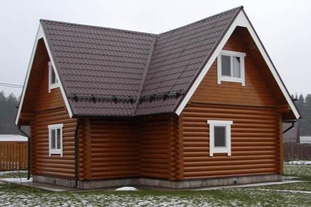 Строительство деревянных домов и дач