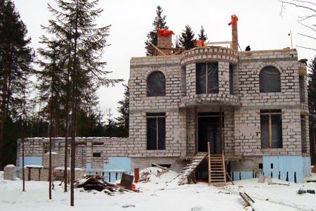 строительство в компании Загородный