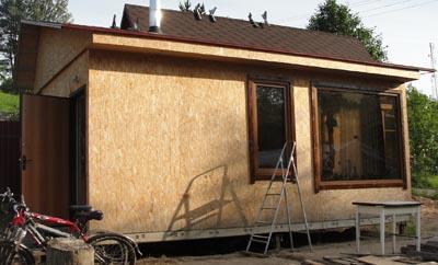 каркасно-щитовые дома фото проекты